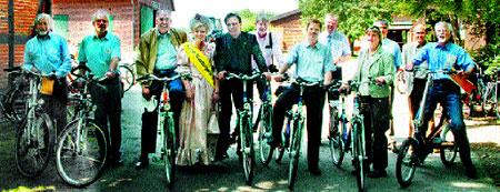 Fahrradfreundliche Kommune 2007