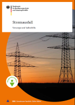 Stromausfall - Vorsorge und Selbsthilfe©Bundesamt für Bevölkerungsschutz und Katastrophenhilfe