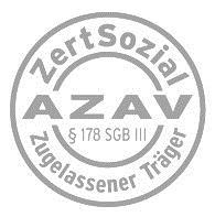 Zertifikat AZAV©Landkreis Nienburg/Weser
