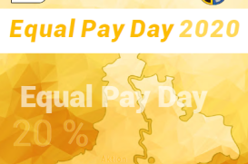 Flyer Equal Pay Day 2020