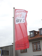 Equal Pay Day Flagge