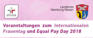 Flyer Internationaler Frauentag 2018