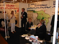 Messestand auf der Expansion 2005