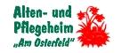 """Alten- und Pflegeheim """"Am Osterfeld"""""""