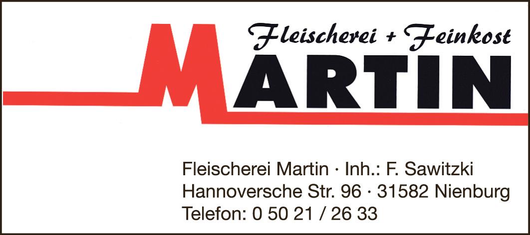 Wochenmarktstand: Fleischerei Martin