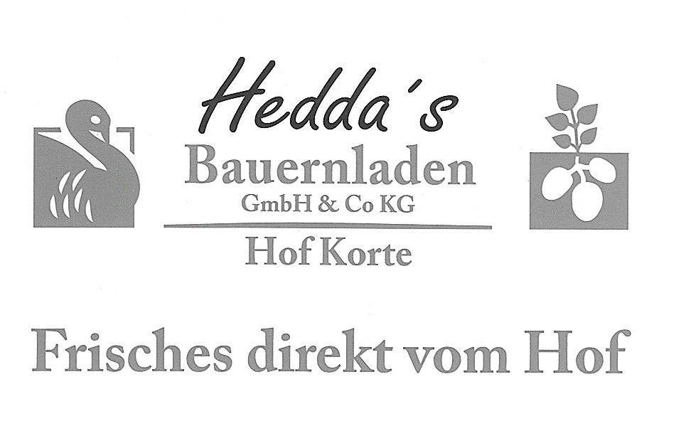 Wochenmarktstand: Hedda´s Bauernladen GmbH & Co. KG Fleisch & Wurst
