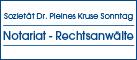 Sozietät Dr. Pleines Kruse Sonntag