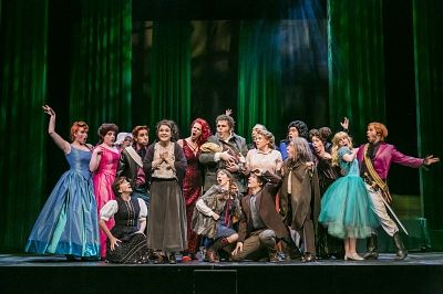 Ab in den Wald - Into the Woods