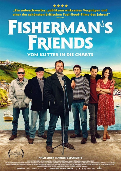 Fisherman´s Friend - Vom Kutter in die Charts