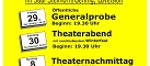 Theaternachmittag