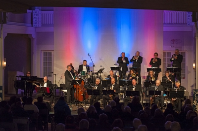 Jazz und Swing im Big Band-Sound
