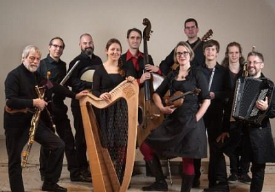 Reel Bach Consort